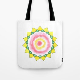 Wise Woman Star Tote Bag