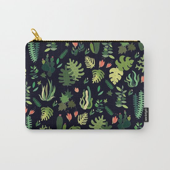 tropical! Carry-All Pouch