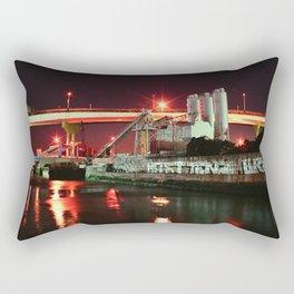 Smith 9th St, Brooklyn N.Y. Rectangular Pillow