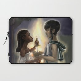 Chalice and Blade Laptop Sleeve
