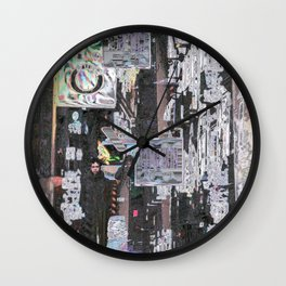 Aspects are delineated specifically to the desired Wall Clock