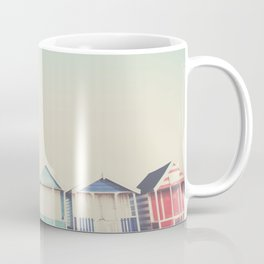 the beach hut ... Coffee Mug