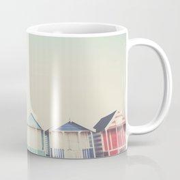 the beach hut ... Coffee Mug