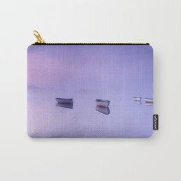 Misty Morning on the Lake Carry-All Pouch