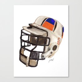 Cuse Bucket Canvas Print