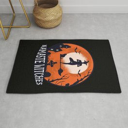 Namaste Witches Rug