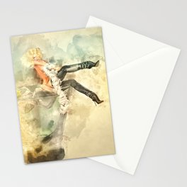 Shaken, not stirred Stationery Cards