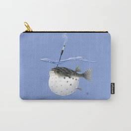 Take It Outside! (Colour) Carry-All Pouch