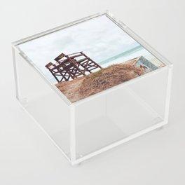 Beach Seats Acrylic Box