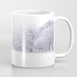 White Forest Coffee Mug