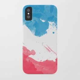 Love of France iPhone Case
