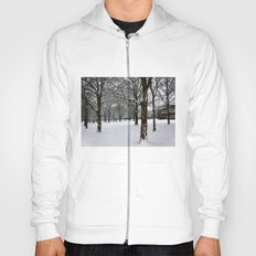 Snowy Forest  Hoody