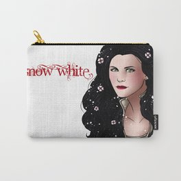 Once Upon A Time - Snow White Carry-All Pouch