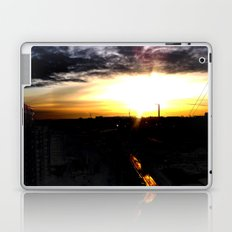 Fire in the sky(1) Laptop & iPad Skin