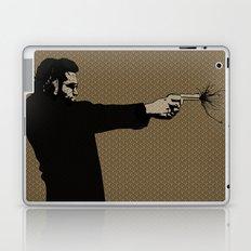 Kittappa Series - Brown Laptop & iPad Skin