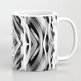 Light Dance Dark Ripples Coffee Mug