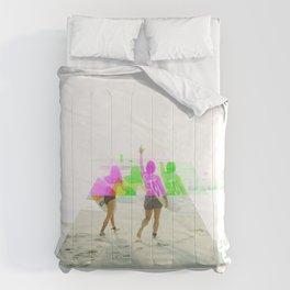 GLITCH NATURE #40: Beach Comforters