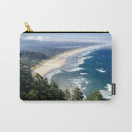 Coastline - Oregon Coast Carry-All Pouch
