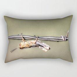 Hang on Baby Friday's Coming Rectangular Pillow