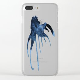 Overhead Rush Clear iPhone Case