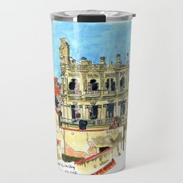 Hotel Shell in Habana Vieja, Cuba Travel Mug
