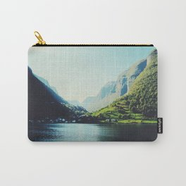Mountains XII Carry-All Pouch