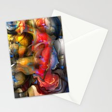 Patterns Two Stationery Cards