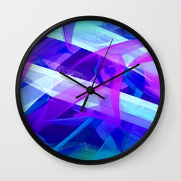 Cool Summer Wall Clock