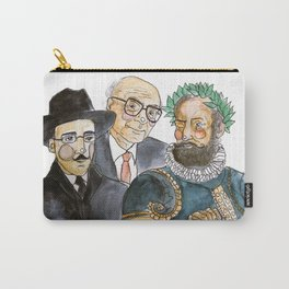 .poetas. Carry-All Pouch