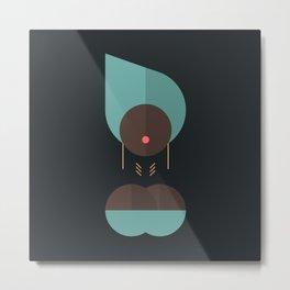 BLACK MAGIC WOMEN / Adjatay Metal Print