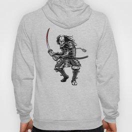Zombie Samurai Hoody