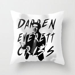 Darren Criss Throw Pillow