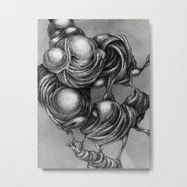 Nebule Metal Print