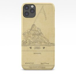 Marine Corps Memorial iPhone Case