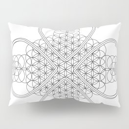 Impossible Hearts Pillow Sham