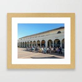 Bondi Surf Pavilion Framed Art Print