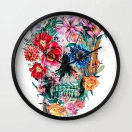 Momento Mori VI Wall Clock
