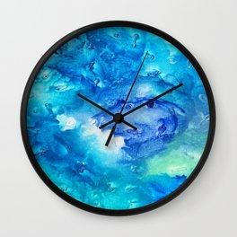 Caribbean Dreams Wall Clock