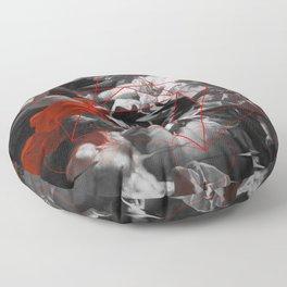 Sacred Aurora Floor Pillow