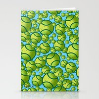 tennis Stationery Cards featuring Tennis by joanfriends