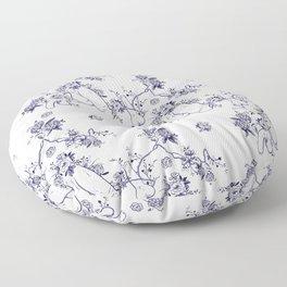 Penis Pattern Floor Pillow