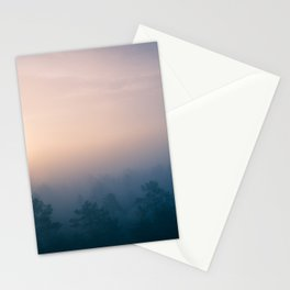 Sunrise in Heaven Stationery Cards
