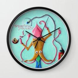 Transform Yourself Wall Clock