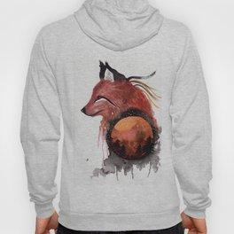 Tetrad the Bloodmoon Fox Hoody