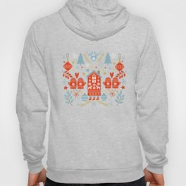 Laplander Winter Holiday Hoody