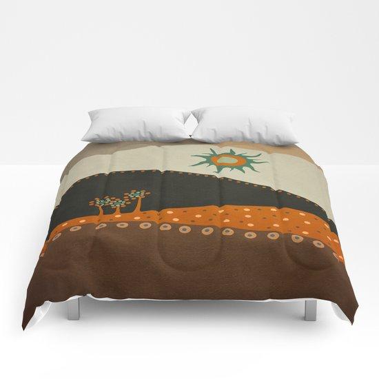 Sweet. Land. Comforters