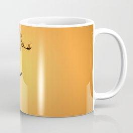 Bird Silhouette - Sunset Coffee Mug