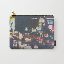Las Vegas ... the neon town!  Carry-All Pouch