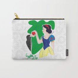 Snow White and the Apple Carry-All Pouch