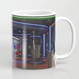Sci-Fi Interior Coffee Mug